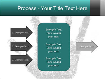 Hand PowerPoint Template - Slide 85