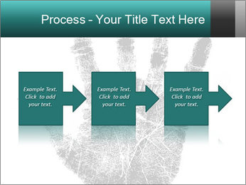 Hand PowerPoint Template - Slide 88