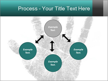 Hand PowerPoint Template - Slide 91