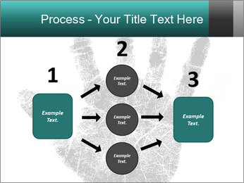 Hand PowerPoint Template - Slide 92