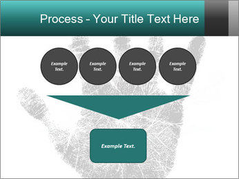 Hand PowerPoint Template - Slide 93