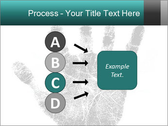 Hand PowerPoint Template - Slide 94