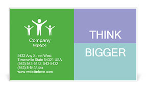 0000094317 Business Card Template