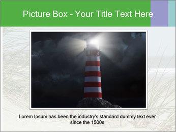 Marram Grass growing PowerPoint Templates - Slide 15