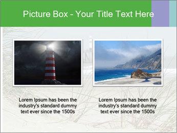 Marram Grass growing PowerPoint Templates - Slide 18