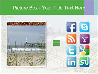 Marram Grass growing PowerPoint Templates - Slide 21