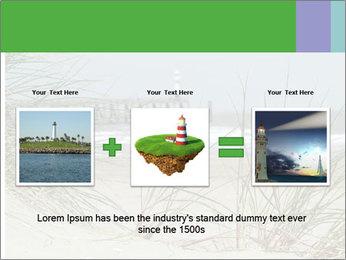 Marram Grass growing PowerPoint Templates - Slide 22