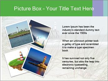 Marram Grass growing PowerPoint Templates - Slide 23
