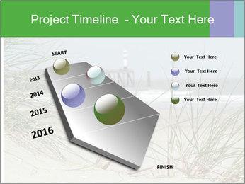 Marram Grass growing PowerPoint Templates - Slide 26