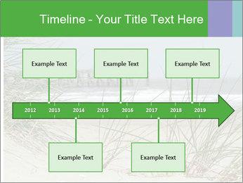 Marram Grass growing PowerPoint Templates - Slide 28
