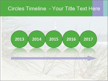 Marram Grass growing PowerPoint Templates - Slide 29