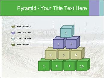 Marram Grass growing PowerPoint Templates - Slide 31