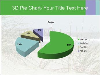 Marram Grass growing PowerPoint Templates - Slide 35