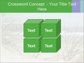 Marram Grass growing PowerPoint Templates - Slide 39