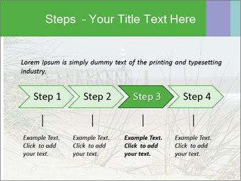 Marram Grass growing PowerPoint Templates - Slide 4