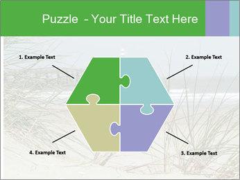Marram Grass growing PowerPoint Templates - Slide 40