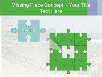 Marram Grass growing PowerPoint Templates - Slide 45