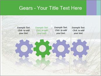 Marram Grass growing PowerPoint Templates - Slide 48