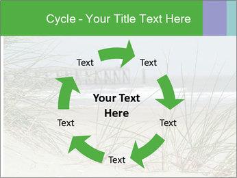 Marram Grass growing PowerPoint Templates - Slide 62