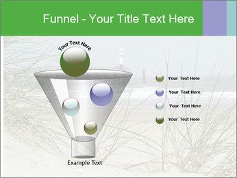 Marram Grass growing PowerPoint Templates - Slide 63