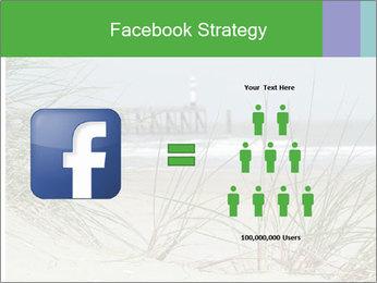 Marram Grass growing PowerPoint Templates - Slide 7