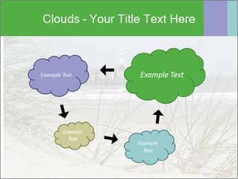 Marram Grass growing PowerPoint Templates - Slide 72