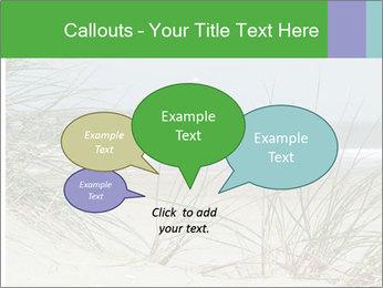 Marram Grass growing PowerPoint Templates - Slide 73