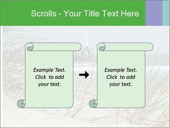 Marram Grass growing PowerPoint Templates - Slide 74