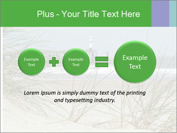 Marram Grass growing PowerPoint Templates - Slide 75