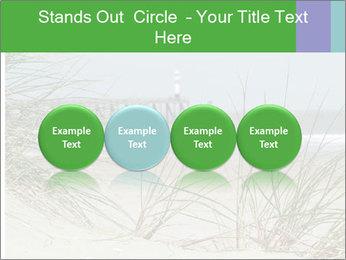 Marram Grass growing PowerPoint Templates - Slide 76
