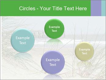 Marram Grass growing PowerPoint Templates - Slide 77