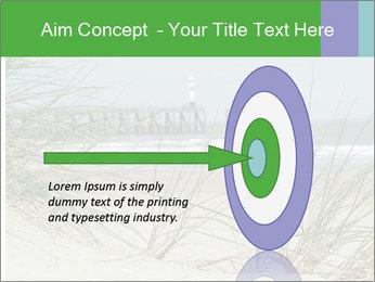 Marram Grass growing PowerPoint Templates - Slide 83