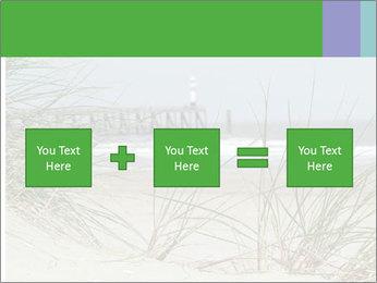 Marram Grass growing PowerPoint Templates - Slide 95
