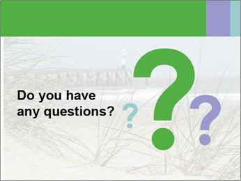 Marram Grass growing PowerPoint Templates - Slide 96