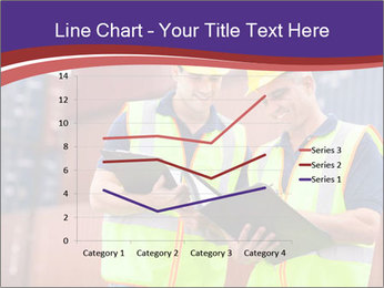 Two harbor workers PowerPoint Templates - Slide 54
