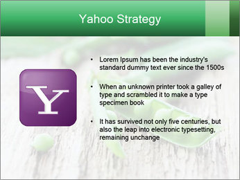 Young fresh juicy pods PowerPoint Templates - Slide 11