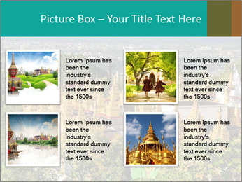 Mandalay hill PowerPoint Templates - Slide 14