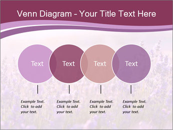 Lavender flowers PowerPoint Templates - Slide 32