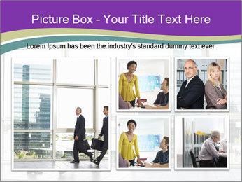 Full length PowerPoint Template - Slide 19