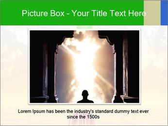 Holy Lotus PowerPoint Template - Slide 15