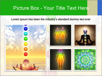 Holy Lotus PowerPoint Template - Slide 19