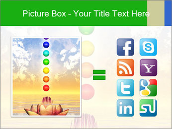 Holy Lotus PowerPoint Template - Slide 21