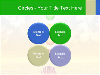Holy Lotus PowerPoint Template - Slide 38