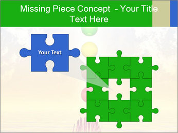 Holy Lotus PowerPoint Template - Slide 45