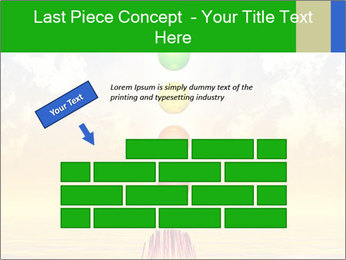 Holy Lotus PowerPoint Template - Slide 46