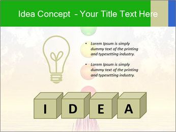 Holy Lotus PowerPoint Template - Slide 80