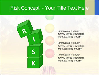 Holy Lotus PowerPoint Template - Slide 81
