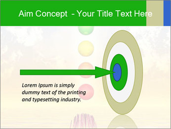 Holy Lotus PowerPoint Template - Slide 83
