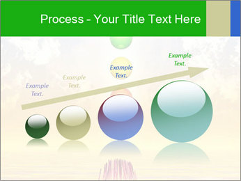 Holy Lotus PowerPoint Template - Slide 87