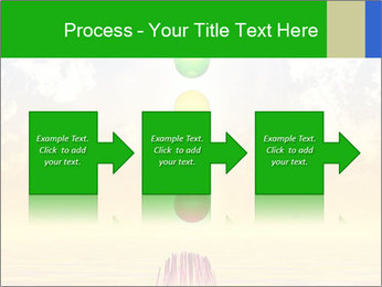 Holy Lotus PowerPoint Template - Slide 88